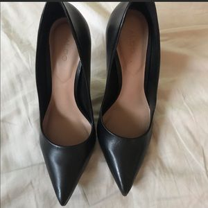 Stessy high heels from Aldo black size 7.5
